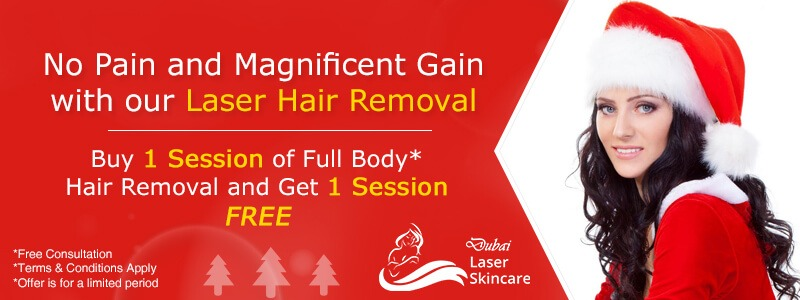 christmas laser hair removal-offer