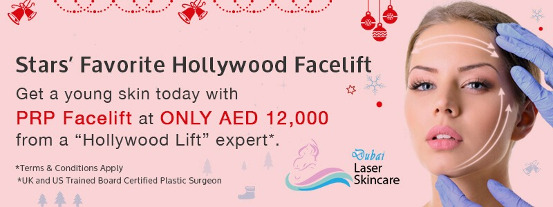 PRP facelift-offer