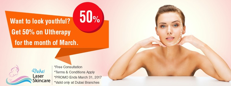 Ultherapy for the month of March