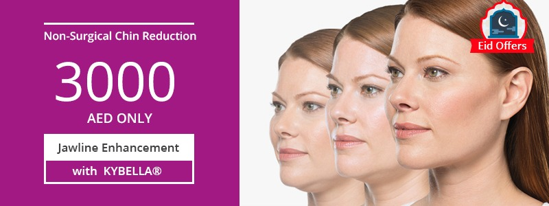 Non Surgical Chin Reduction 3000 AED