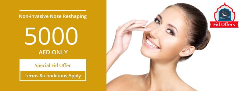 Non-invasive Nose Reshaping 5000 AED