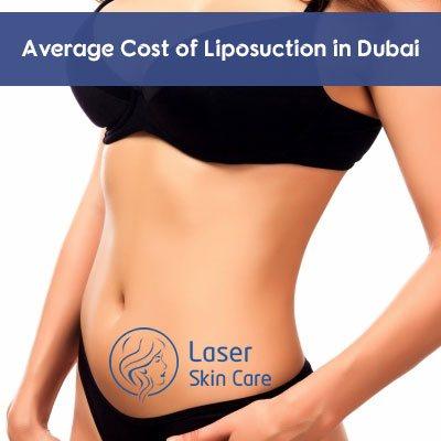 Average Cost of Liposuction in Dubai