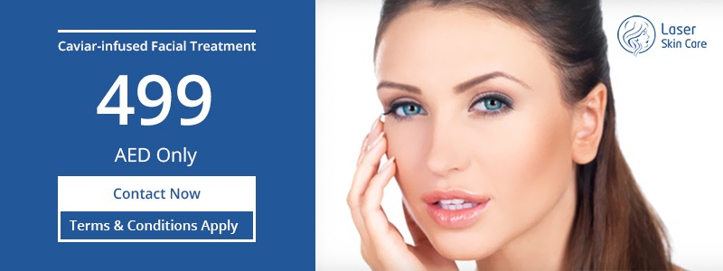 Cavior-infused Facial Treatment 499 AED Only