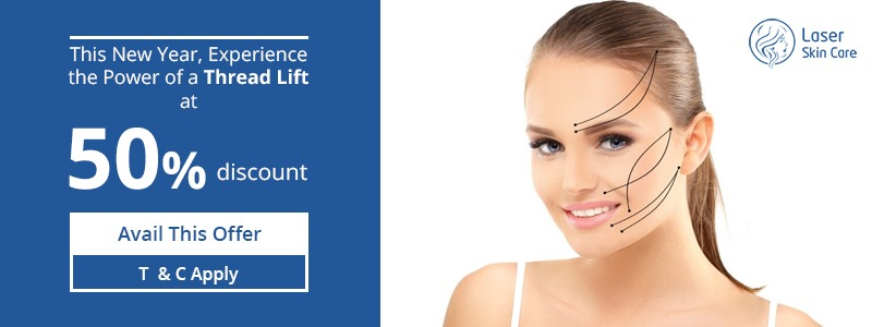 Experience The Power Of A Thread Lift At 50 Discount