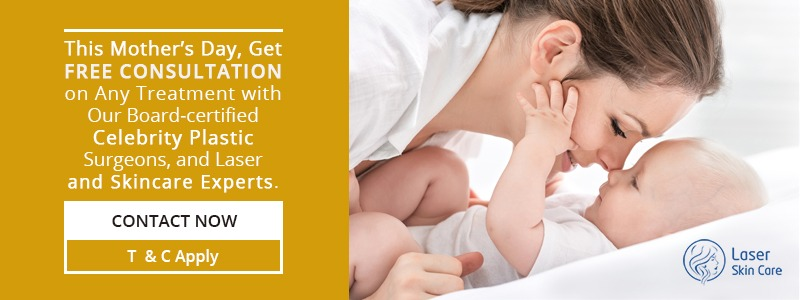 This Mother's Day Get Free Consultation From Our Expert Dermatologists On any Treatment