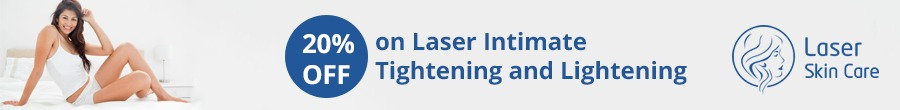 20% Off on Laser Intimate Tightening & Lightening