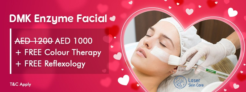 MDMK Enzyme Facial AED 1000 + Free Colour Therapy + Free Reflexology