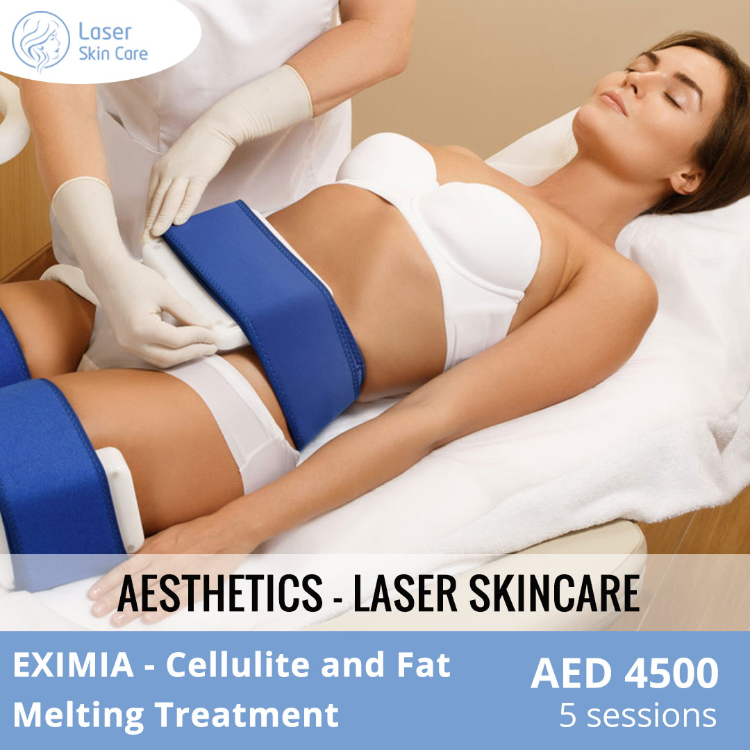 Eximia Offer - Reduce Cellulite and Fat Melting Treatment