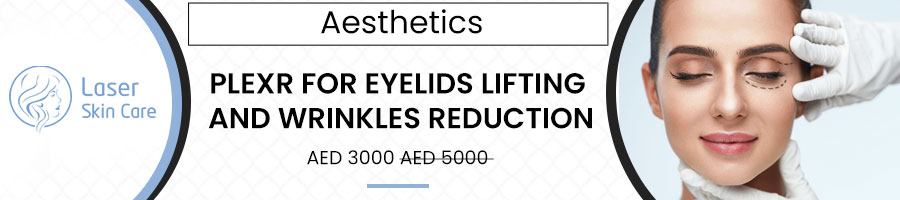 Plexr For Eye Lifting and Wrinkles Reduction
