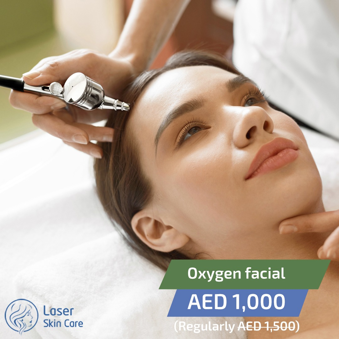Oxygen Facial Offer