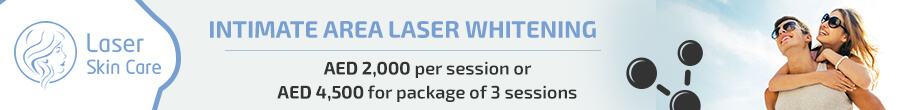 Intimate Area Laser Whitening