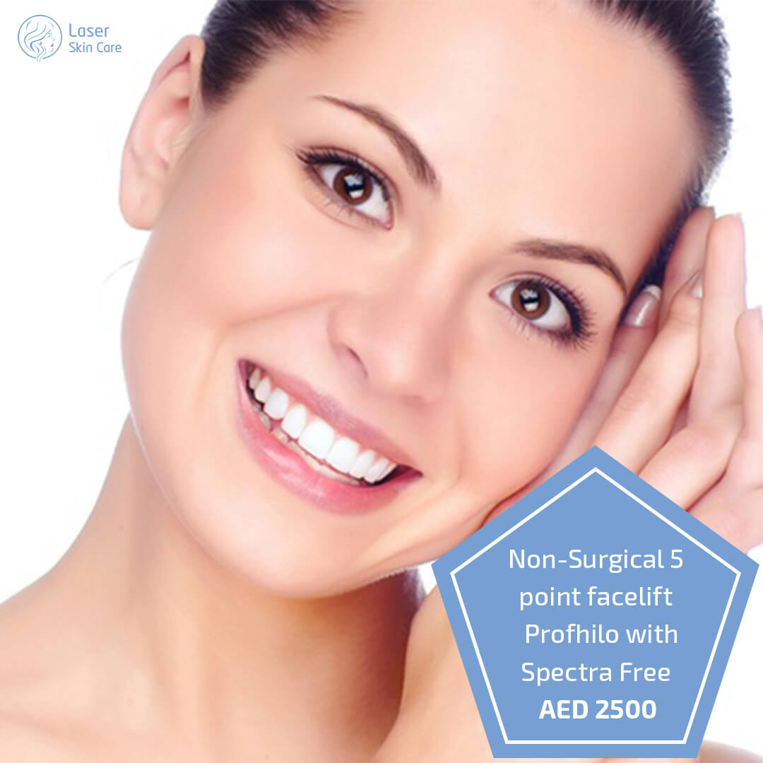 Non-Surgical 5 Point Facelift