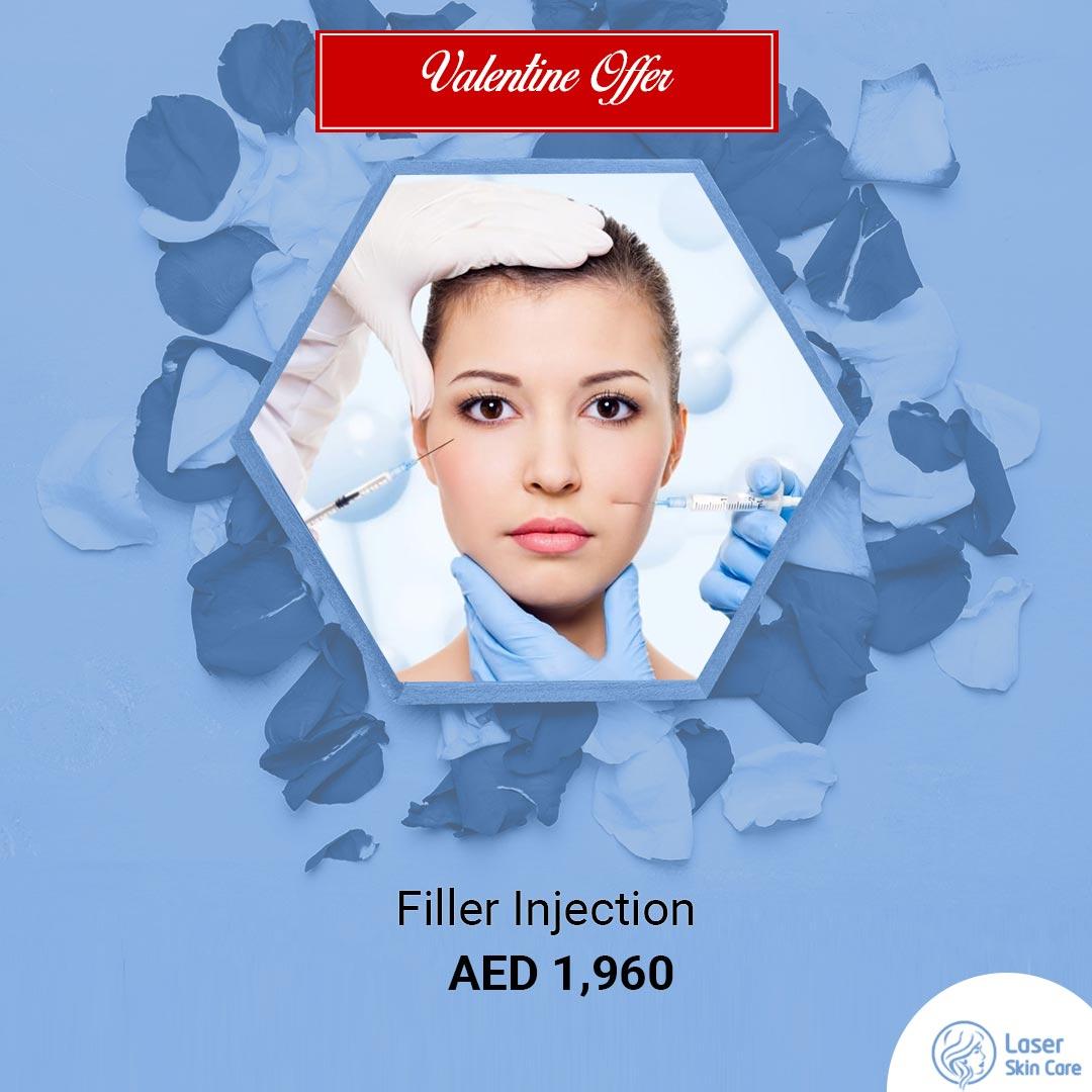 Filler Injection Offer