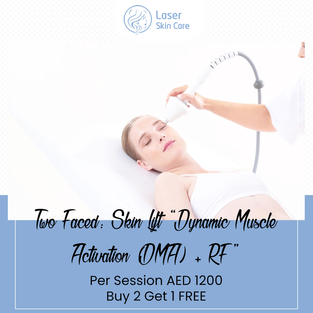 Two Faced ( Skin Lift ) Offer