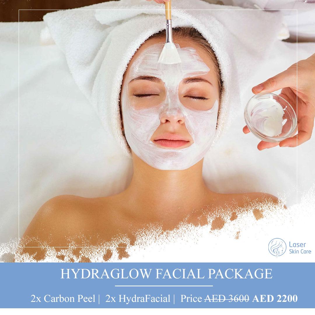 HydraGlow Facial Offer
