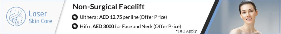 Non-Surgical FaceLift Offer