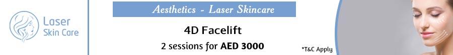 4D Facelfit Offer