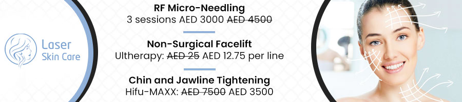 RF Micro-needling and Non-Surgical Facelift Offer