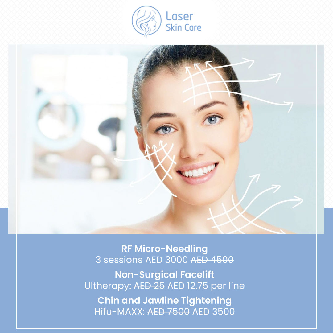 RF Micro Needling and Non- Surgical Facelift Offer