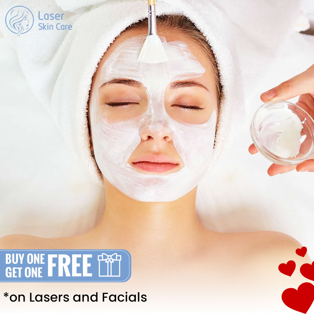 Laser and Facials Offer