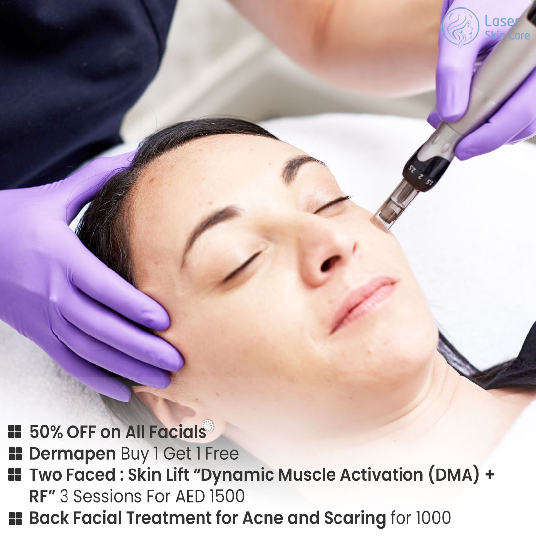Facials and Skin Care Offers