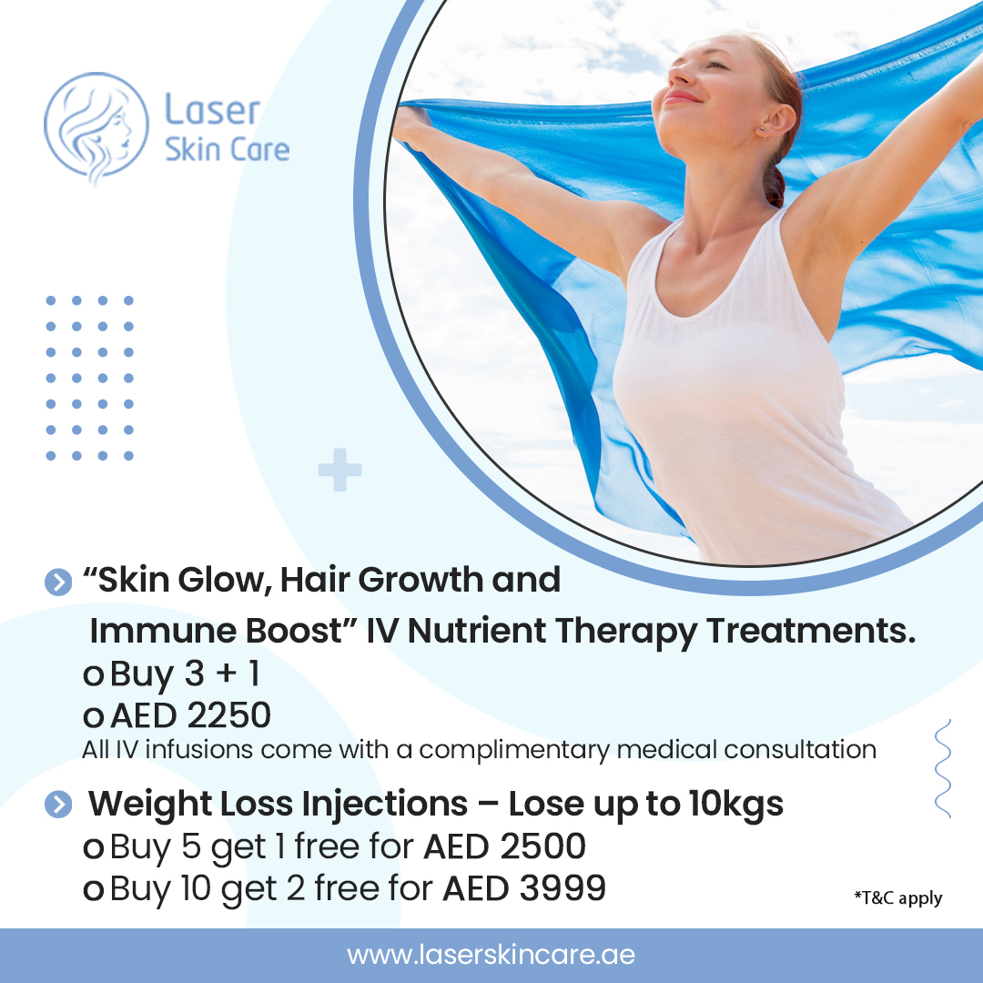 IV Nutrient Therapy and Weight Loss Offers